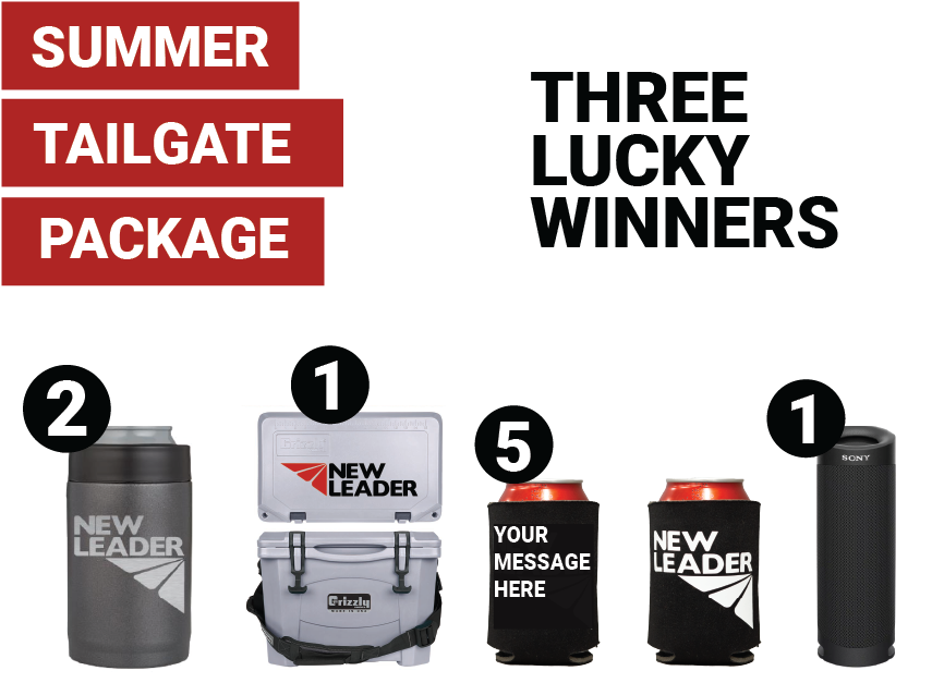 Summer Tailgate Package Images